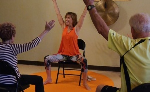 chair yoga poses for seniors 8 easy exercises to help you
